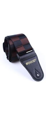 WOGOD / Plaid Nylon - ピック付き ベース ギター ストラップ -