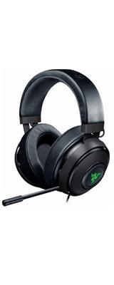 Razer(レイザー) / Kraken 7.1 V2 Oval Gunmetal Grey - 密閉型ゲーミングヘッドホン - 1大特典セット