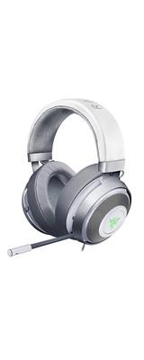 Razer(レイザー) / Kraken 7.1 V2 Oval Mercury White - 密閉型ゲーミングヘッドホン - 1大特典セット