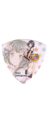 ESP(イーエスピー) /  ESP×バンドリ!Poppin'Party Character Pick GBP Rimi 2 - ピック -