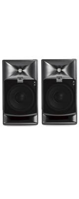 【2台セット】JBL(ジェービーエル) / 708P Powered - パワード ・ スタジオ モニター - 2大特典セット