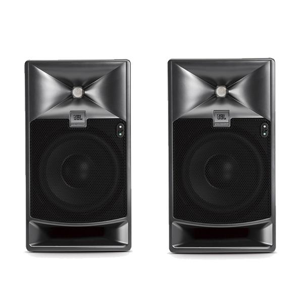 【2台セット】JBL(ジェービーエル) / 708P Powered - パワード ・ スタジオ モニター -