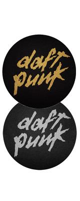Daft Punk (ダフト・パンク) Slipmats  - スリップマット (2枚/1ペア) -