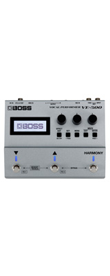 Boss(ボス) / Vocal Perfomer VE-500 - ヴォーカル・エフェクター - 3大特典セット