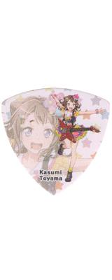 ESP(イーエスピー) /  ESP×バンドリ!Poppin'Party Character Pick GBP Kasumi 2 - ピック -