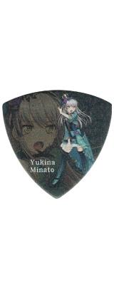 ESP(イーエスピー) /  ESP×バンドリ!Roselia Character Pick GBP Yukina 2 - ピック -