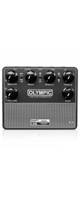 Shift Line / Olympic MkIII - プリアンプ - 《ベースエフェクター》 1大特典セット