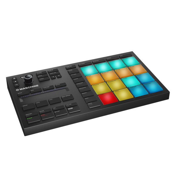 MASCHINE MIKRO MK3 / Native Instruments(ネイティブインストゥルメンツ)【教則ムービー+音源集プレゼント!】 5大特典セット