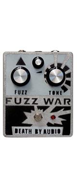 Death by Audio(デスバイオーディオ) / Fuzz War Ver.2 - ファズ - 《ギターエフェクター》 1大特典セット