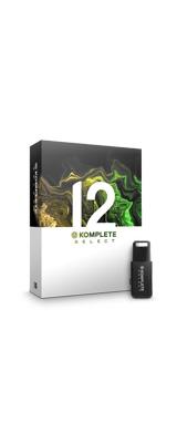 KOMPLETE 12 SELECT / Native Instruments(ネイティブインストゥルメンツ) 2大特典セット