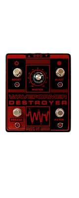 Death by Audio(デスバイオーディオ) / WAVEFORMER DESTROYER - ノイズファズ - 《ギターエフェクター》 1大特典セット