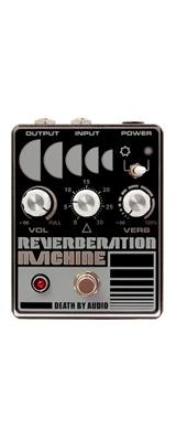 Death by Audio(デスバイオーディオ) / REVERBERATION MACHINE - リバーブ - 《ギターエフェクター》 1大特典セット
