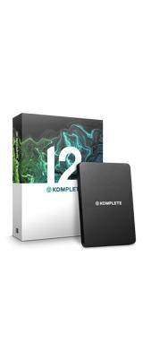 KOMPLETE 12 / Native Instruments(ネイティブインストゥルメンツ) 3大特典セット