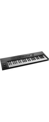 【10倍ポイント】KOMPLETE KONTROL A49 / Native Instruments(ネイティブインストゥルメンツ) - MIDIキーボード49鍵 -