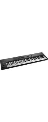 【10倍ポイント】KOMPLETE KONTROL A61 / Native Instruments(ネイティブインストゥルメンツ) - MIDIキーボード61鍵 -