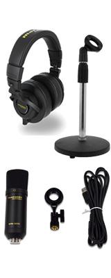 ■ご予約受付■ 【 MPH-2 ヘッドホンセット 】 Marantz(マランツ) / MPM-1000U - USBコンデンサーマイク - 1大特典セット