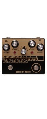 Death by Audio(デスバイオーディオ) / INTERSTELLAR OVERDRIVE DELUXE - オーバードライブ - 《ギターエフェクター》 1大特典セット