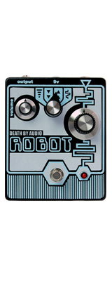 Death by Audio(デスバイオーディオ) / ROBOT - ロボットファズ - 《ギターエフェクター》 1大特典セット