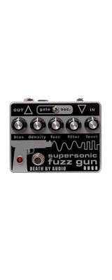 Death by Audio(デスバイオーディオ) / SUPERSONIC FUZZ GUN - ブルックリン・ビザール・ファズ - 《ギターエフェクター》 1大特典セット