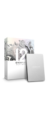 KOMPLETE 12 ULTIMATE Collector's Edition / Native Instruments(ネイティブインストゥルメンツ) 4大特典セット