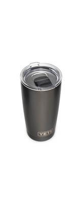 【アウトレット品】YETI COOLERS(イエティクーラーズ) / Rambler ランブラー 20oz / Graphite / タンブラー マグカップ アウトドア 【海外限定色・直輸入品】