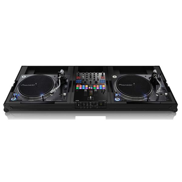 Zomo(ゾモ) / Flightcase Set PLX9 NSE 【Pioneer PLX-1000 x2 + DJM-S9 対応】 - フライトケース -
