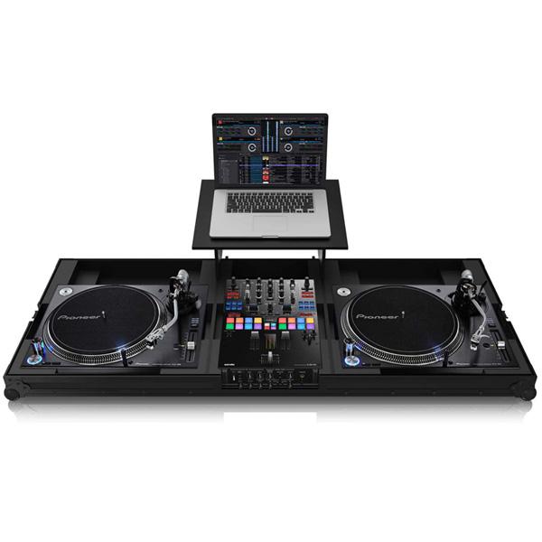 Zomo(ゾモ) / Flightcase Set PLX9 Plus NSE 【Pioneer PLX-1000 x2 + DJM-S9 対応】 - フライトケース -