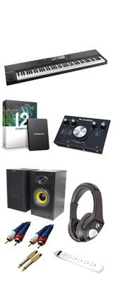 ■ご予約受付■ KOMPLETE KONTROL S88 MK2 / M-Track 2x2 M / KOMPLETE 12 DTMスタートセット 4大特典セット