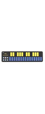 Korg(コルグ) / nanoKEY2-BLYL (ブルー&イエロー/限定カラー) - USB-MIDIコントローラー -