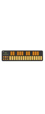 Korg(コルグ) / nanoKEY2-ORGR (オレンジ&グリーン/限定カラー) - USB-MIDIコントローラー -