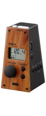 Korg(コルグ) / KDM-3-WDBK (数量限定 ウッド・フェイス・モデル) - デジタル メトロノーム -