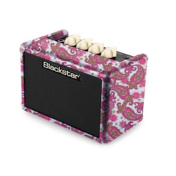 Blackstar(ブラックスター) / FLY3 Pink Paisley - 3W コンパクト ミニ アンプ - 《ギターアンプ》 【9月23日発売予定】