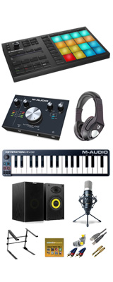 MASCHINE MIKRO MK3 トラックメイクパーフェクトセット 8大特典セット