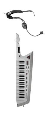 ■ご予約受付■ 【ボコーダー活用セットB】 Roland(ローランド) / AX-EDGE-W / WH20QTR ホワイト 49鍵 - ショルダー・キーボード - 1大特典セット
