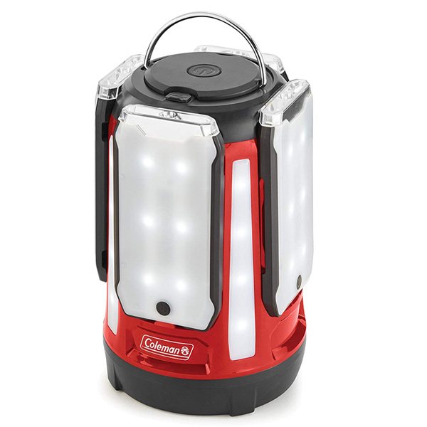 Coleman(コールマン) / 4 Multi-Panel LED Lantern IPX4防水仕様 クアッドマルチパネルランタン 2000030727