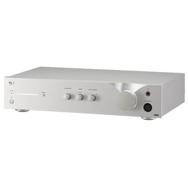 Korg(コルグ) / NU-1 - 1BIT USB-DAC / ADC + プリアンプ ハイレゾ - 【10月27日発売予定】