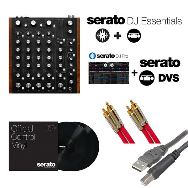 【Seratoフェア限定】Rane(レーン) / MP2015  / Serato DJ Essentials DVS セット