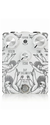 TOMKAT Pedals and Electronics / DAY DREAMER - エコー リバーブ - 《ギターエフェクター》 1大特典セット