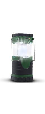 ZUYE / Camping Lantern - LED 折りたためる ランタン ソーラー USB 充電式 -
