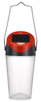 d.light / S30 - LED ランタン ソーラー USB 充電式 -
