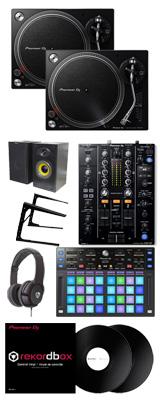 PLX-500-K/DJM-450/DDJ-XP1 rekordbox dvsパーフェクトスタートセット【今だけ数量限定!rekordboxパーフェクトガイド付】 13大特典セット
