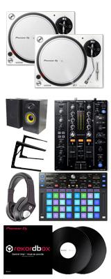 PLX-500-W/DJM-450/DDJ-XP1 rekordbox dvsパーフェクトスタートセット【今だけ数量限定!rekordboxパーフェクトガイド付】 13大特典セット