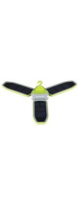 SUAOKI / Collapsible Clover Style (green) - ソーラー USB 充電式 ランタン -