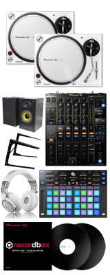 PLX-500-W/DJM-900NXS2/DDJ-XP1 rekordbox dvsパーフェクトスタートセット【今だけ数量限定!rekordboxパーフェクトガイド付】 13大特典セット