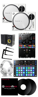 PLX-500-W/DJM-S9/DDJ-XP1 rekordbox dvsパーフェクトスタートセット【今だけ数量限定!rekordboxパーフェクトガイド付】 13大特典セット