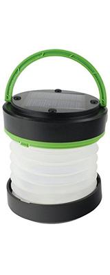 Survival Frog(サバイバルフロッグ) / Pocket Light LED Solar Camping Lantern - 折りたためる LED ソーラー ランタン 充電式 -