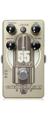 Catalinbread(カタリンブレッド) / Formula No.55 - オーバードライブ - 《ギターエフェクター》  1大特典セット