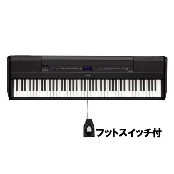 YAMAHA(ヤマハ) / P-515B ブラック - 電子ピアノ - 【11月1日発売予定】