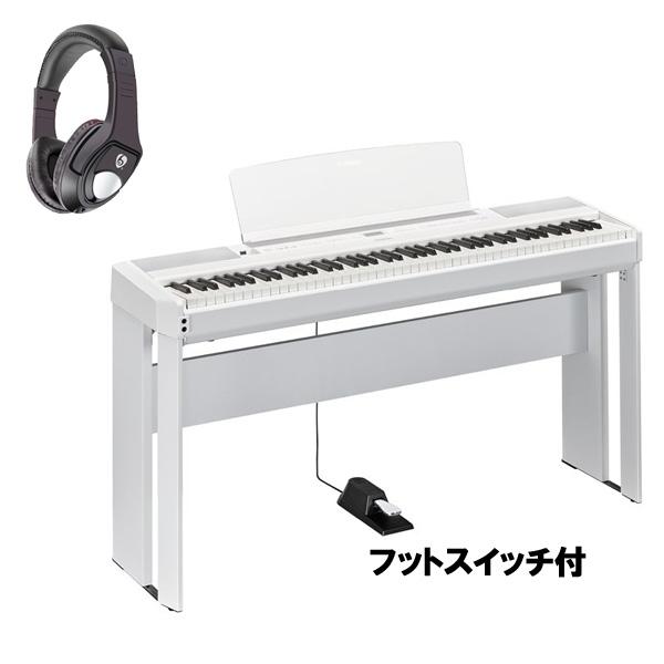 【専用スタンドセット】 YAMAHA(ヤマハ) / P-515WH ホワイト / L-515WH ホワイト - 電子ピアノ - 【11月1日発売予定】