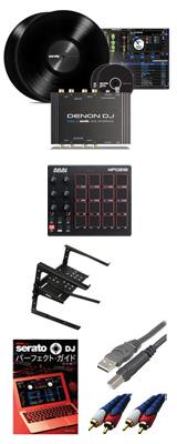 Denon(デノン) / DS1 & AKAI(アカイ) / MPD218 セット 【8月以降入荷】 4大特典セット